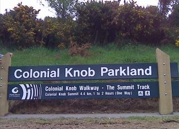 Colonial Knob