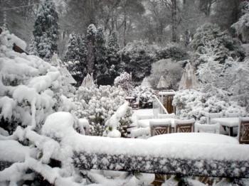 Snow in Kenwood