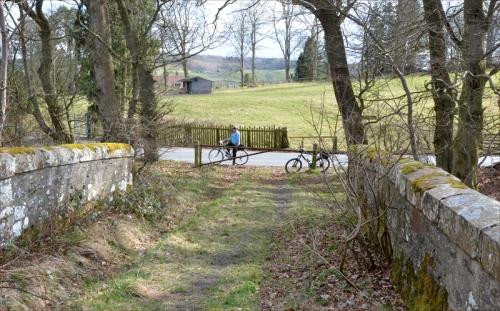 hawick ride railway