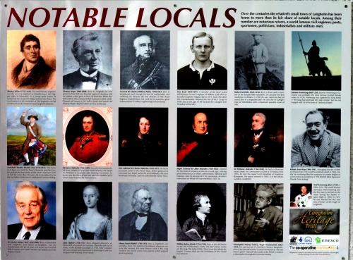 notable locals
