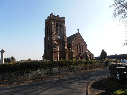 Irthington Church