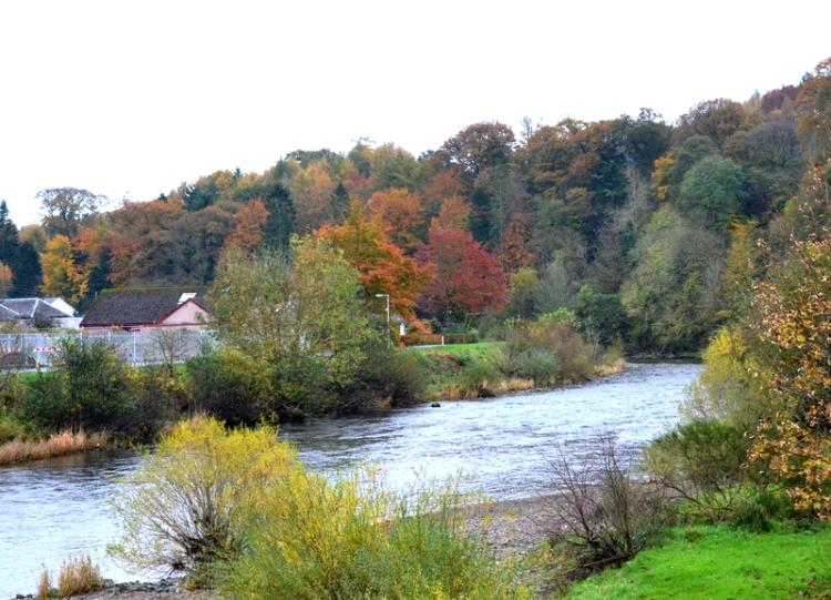 From the Kirk Bridge
