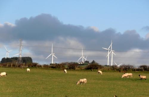 windmills at Minsca