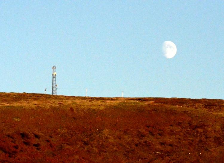 Moon over Whita