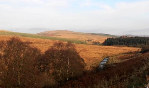 View of Glencorf