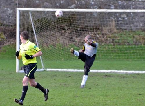 Langholm Goalie