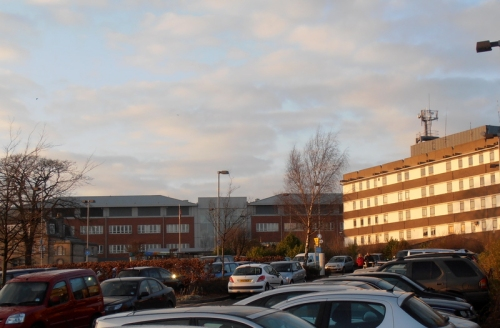 New infirmary