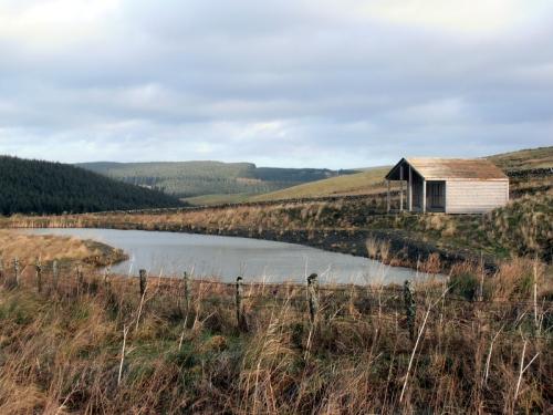 pond at Bailliehill
