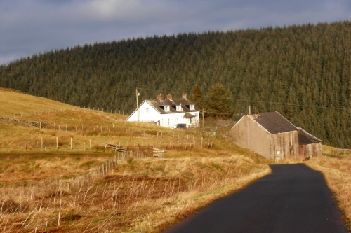 Cottage at Bailliehill