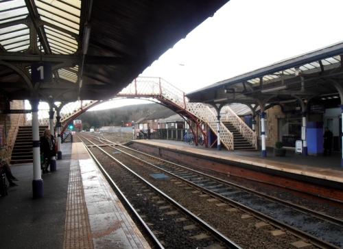 Hexham Station