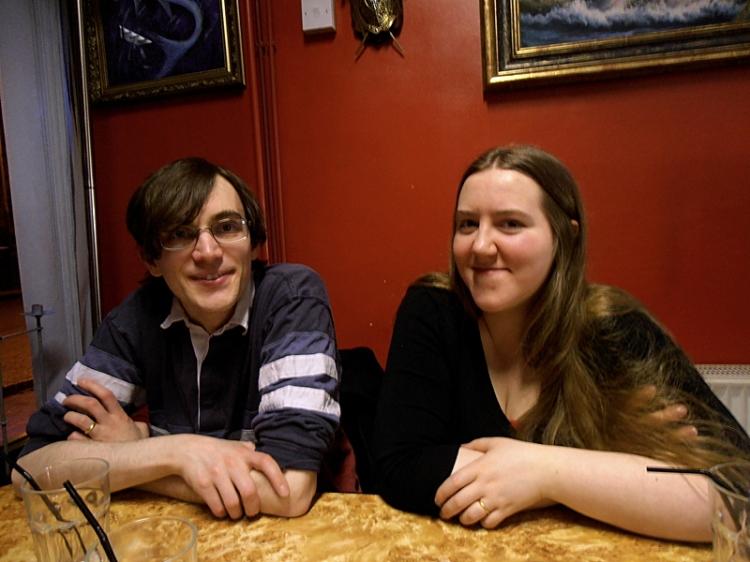 Al and Clare
