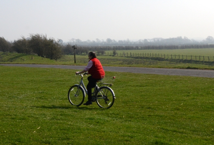 Go to work bike