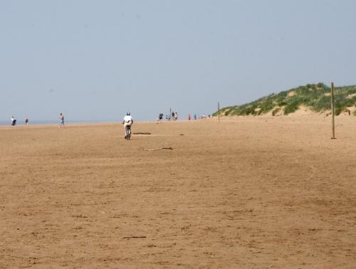sand skimming