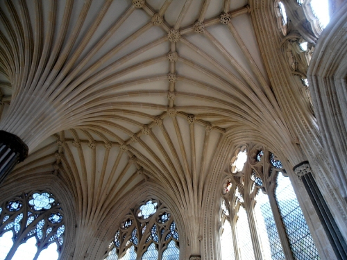 chapter house roof