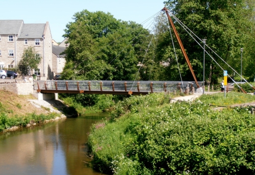 bridge in Frome