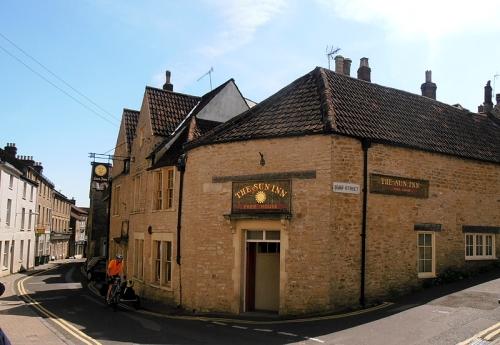 Sun Inn, Frome