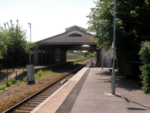 Frome station