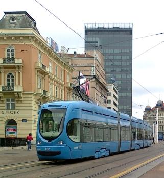 Zagreb tram