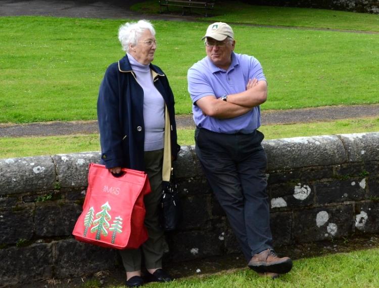 Margaret and Gavin