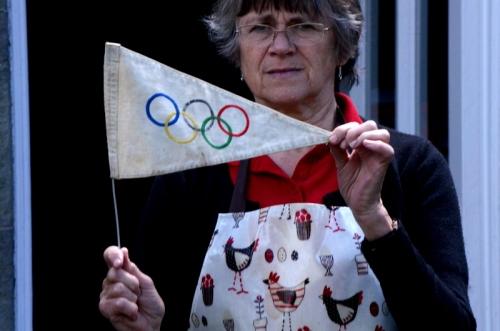 Olympic enthusiasm