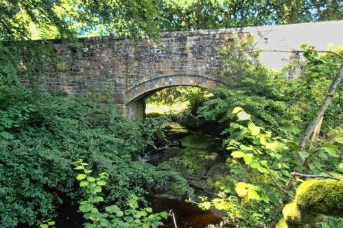 Irvine House bridge