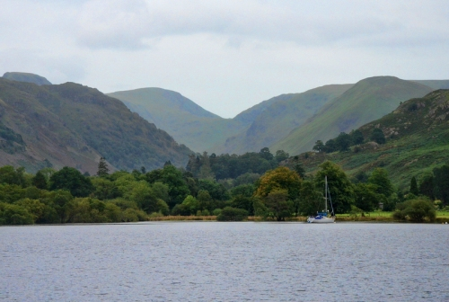 The south end of Ullswater