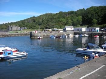 harbour near Ayr