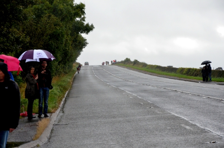 hill on A6