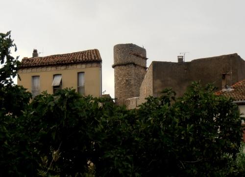 Pepieux tower