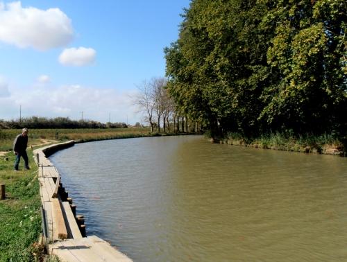 canal corner