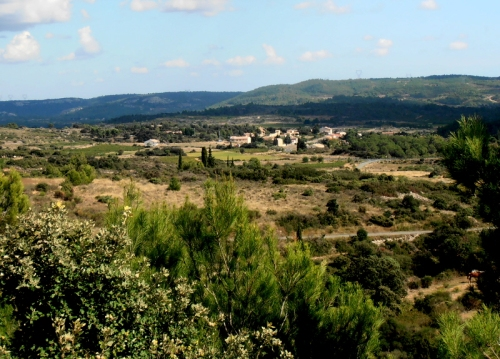 View of Aigne
