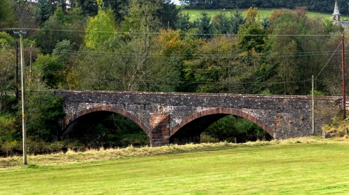 Eskdalemuir bridge
