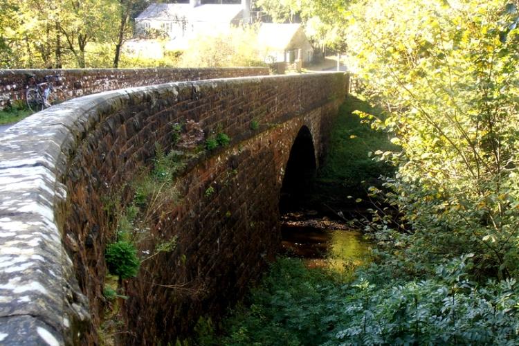 Second Cam Beck Bridge