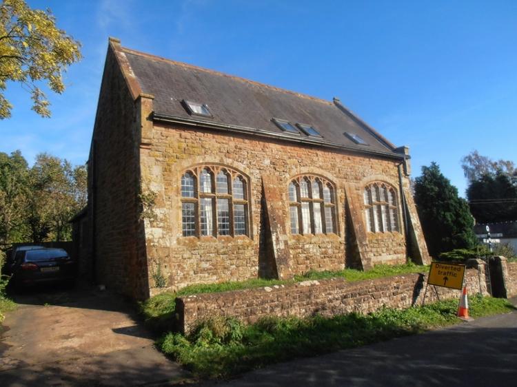Hethersgill Church