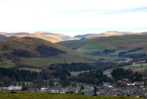 Langholm and Ewes