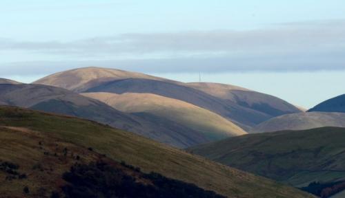 Ewes hills