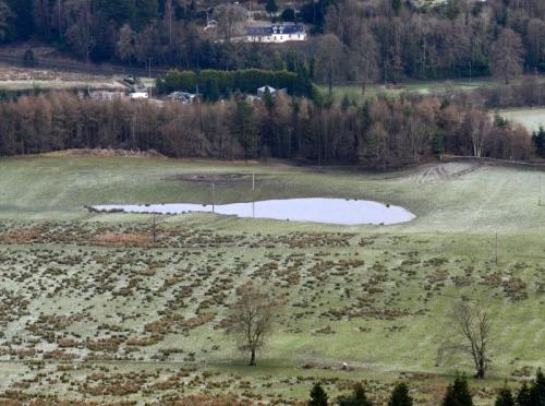 Murtholm pond