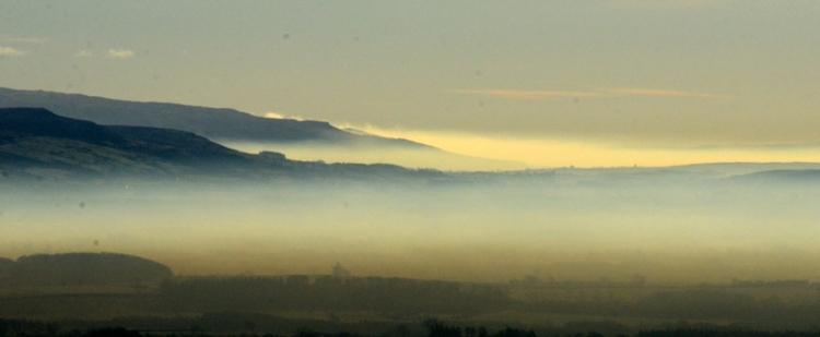 Solway mist