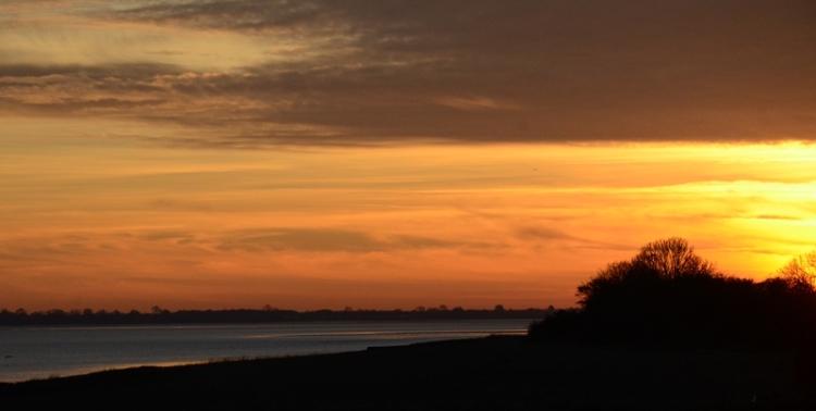 Browhouses sunset