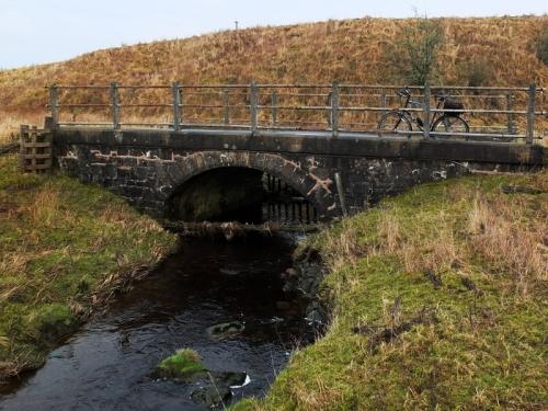 A little bridge at Westwater