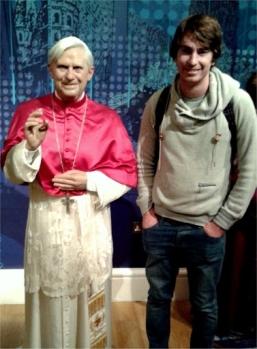 seamus and pope