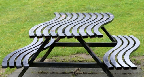 bendy bench