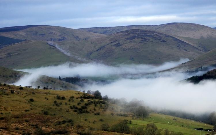 Mist from warbla