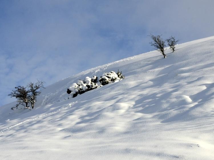 whita steep slope