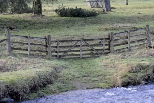Castleholm gate