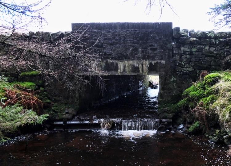 bridge at Blochburn foot