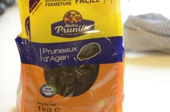 Agen prunes