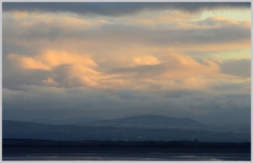 Cloudscape over Solway