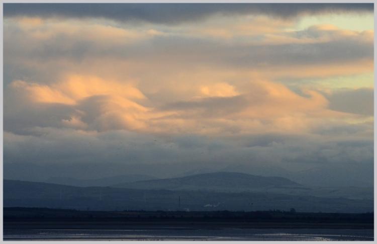 Cloudscape over Solway