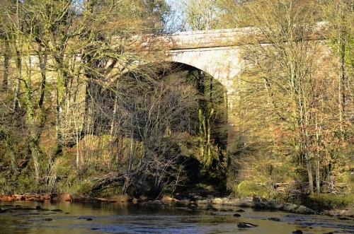 Byreburnfoot bridge